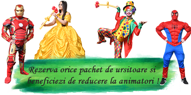 animatori copii
