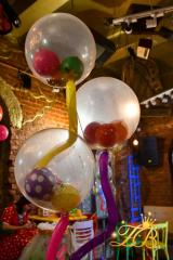 baloane heliu aranjament